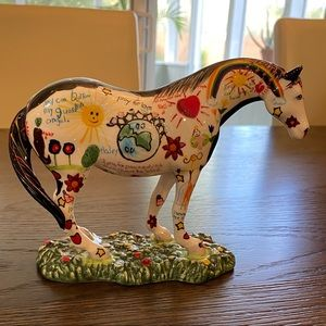 The Trail of Painted Ponies Child's Prayer Pony